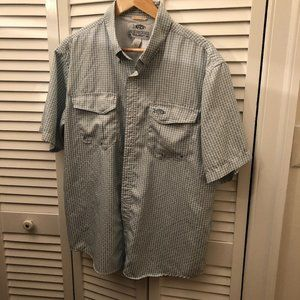American Fishing Tackle Co Men Large short Sleeve